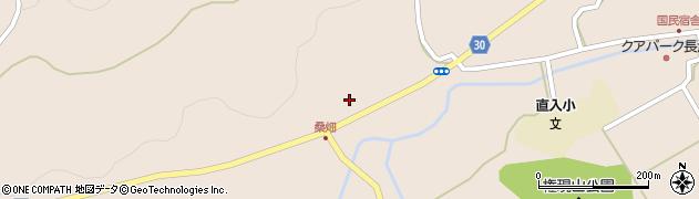 大分県竹田市直入町大字長湯3402周辺の地図