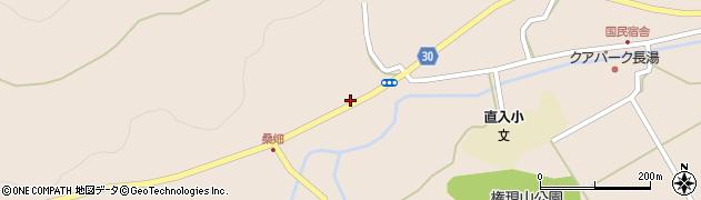 大分県竹田市直入町大字長湯3257周辺の地図