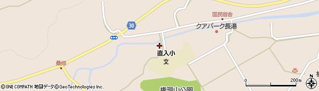 大分県竹田市直入町大字長湯3101周辺の地図