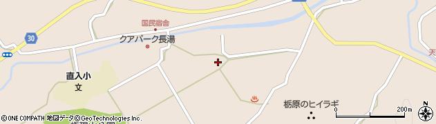 大分県竹田市直入町大字長湯3018周辺の地図
