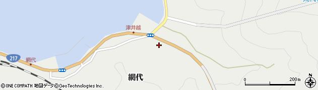 大分県津久見市網代2751周辺の地図