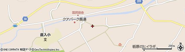 大分県竹田市直入町大字長湯3050周辺の地図