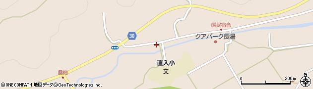 大分県竹田市直入町大字長湯3238周辺の地図