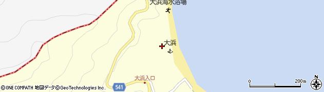 大分県佐伯市上浦大字最勝海浦15周辺の地図