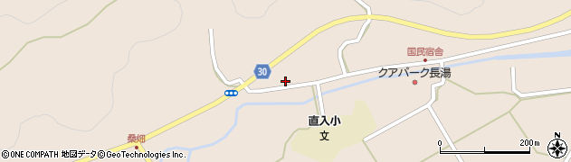 大分県竹田市直入町大字長湯3243周辺の地図