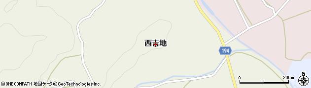 熊本県和水町(玉名郡)西吉地周辺の地図