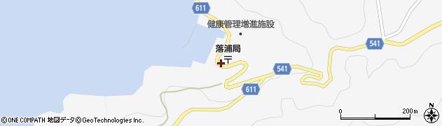 大分県津久見市四浦3707周辺の地図