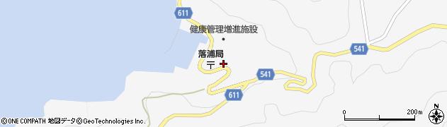 大分県津久見市四浦3740周辺の地図