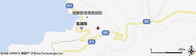 大分県津久見市四浦3759周辺の地図