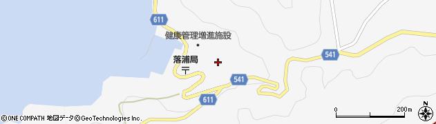 大分県津久見市四浦3753周辺の地図