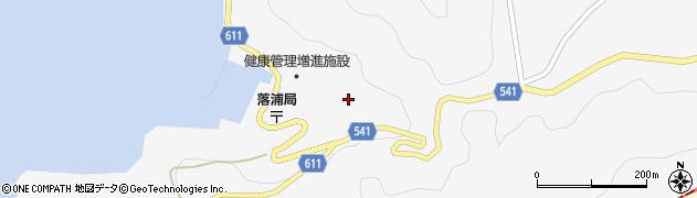 大分県津久見市四浦3902周辺の地図