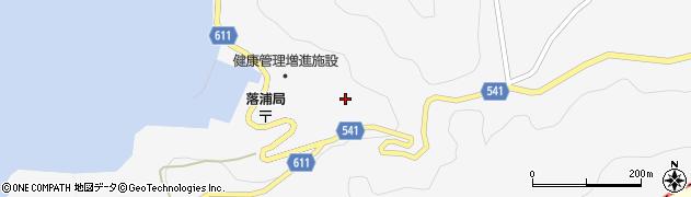 大分県津久見市四浦3901周辺の地図