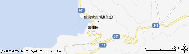 大分県津久見市四浦3729周辺の地図