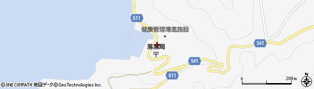 大分県津久見市四浦3727周辺の地図