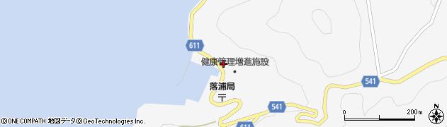 大分県津久見市四浦3962周辺の地図