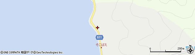大分県津久見市網代3200周辺の地図