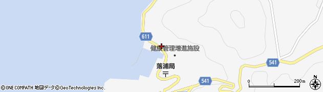 大分県津久見市四浦3964周辺の地図