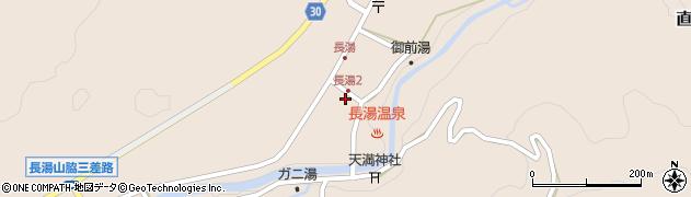 大分県竹田市直入町大字長湯8012周辺の地図