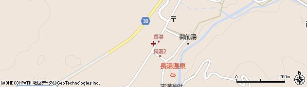 大分県竹田市直入町大字長湯8039周辺の地図