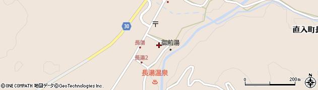 大分県竹田市直入町大字長湯7980周辺の地図