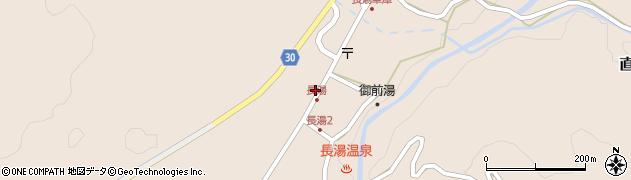 大分県竹田市直入町大字長湯8042周辺の地図