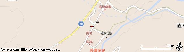 大分県竹田市直入町大字長湯8043周辺の地図