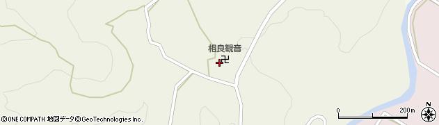 相良寺周辺の地図