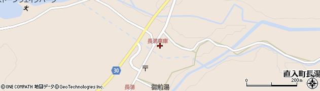 大分県竹田市直入町大字長湯7946周辺の地図
