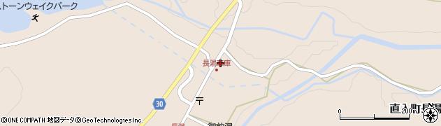 大分県竹田市直入町大字長湯7942周辺の地図