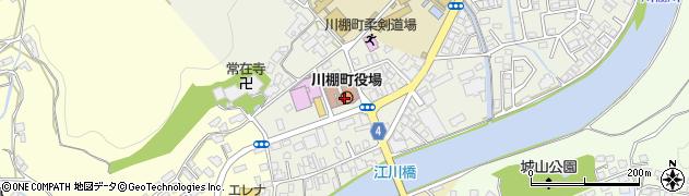 長崎県東彼杵郡川棚町周辺の地図