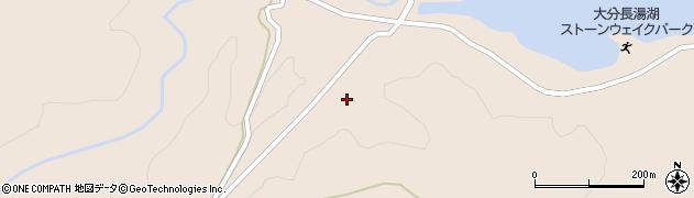 大分県竹田市直入町大字長湯7497周辺の地図