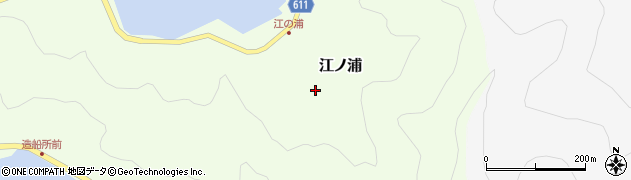 大分県津久見市網代3864周辺の地図