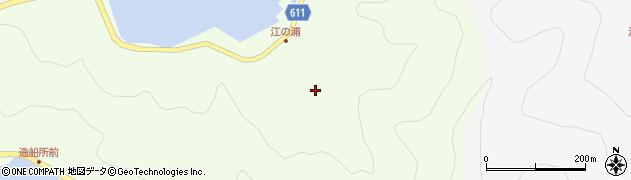 大分県津久見市網代3862周辺の地図