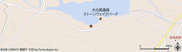 大分県竹田市直入町大字長湯7490周辺の地図