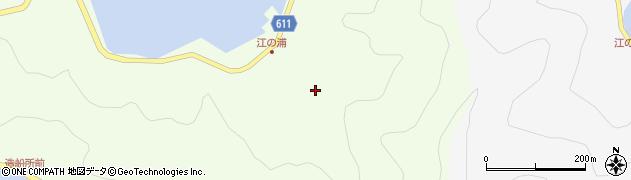 大分県津久見市網代4009周辺の地図