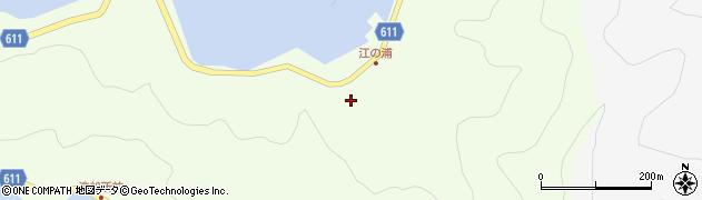 大分県津久見市網代3811周辺の地図