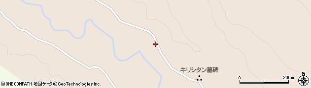 大分県竹田市直入町大字長湯4577周辺の地図