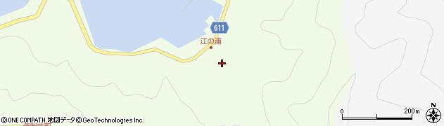 大分県津久見市網代3834周辺の地図