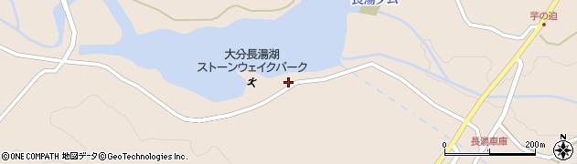 大分県竹田市直入町大字長湯7506周辺の地図