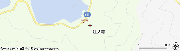 大分県津久見市網代3844周辺の地図