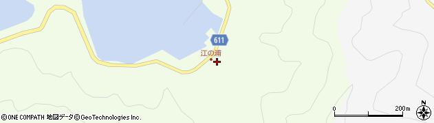 大分県津久見市網代3840周辺の地図