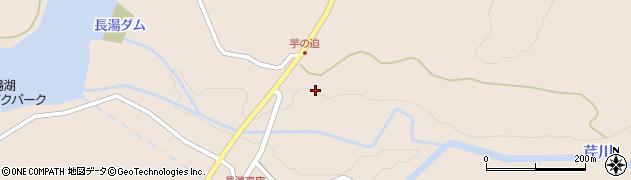 大分県竹田市直入町大字長湯8251周辺の地図