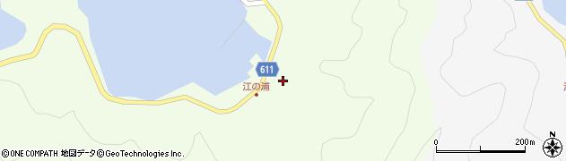 大分県津久見市網代4094周辺の地図