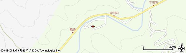 大分県津久見市上青江6590周辺の地図