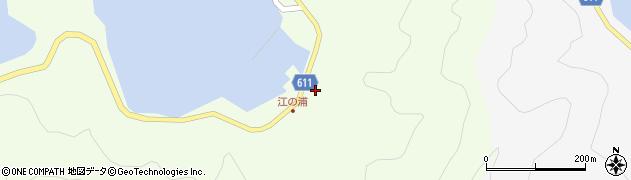 大分県津久見市網代4093周辺の地図