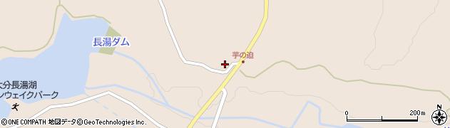 大分県竹田市直入町大字長湯8124周辺の地図
