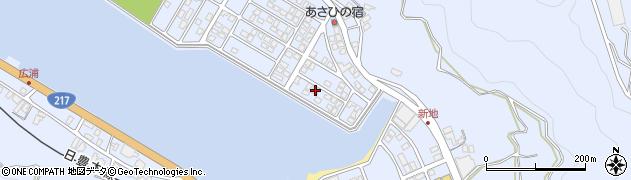 大分県津久見市千怒5119周辺の地図