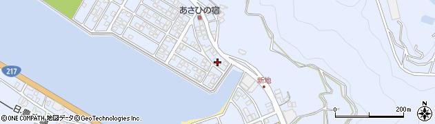 大分県津久見市千怒5079周辺の地図