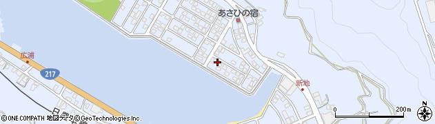 大分県津久見市千怒5121周辺の地図