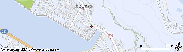 大分県津久見市千怒5067周辺の地図